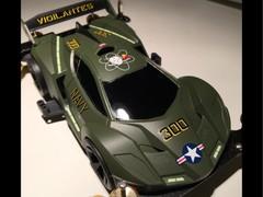 4WD Mini RacingTeam US NAVY