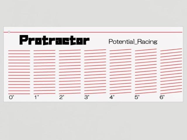 プロトラクター (分度器)