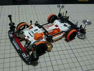 FMARヒクオ試作機