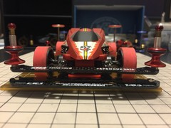 Fire Dragon by AR chassis