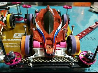 4D-Racing No6 エアロアバンテ