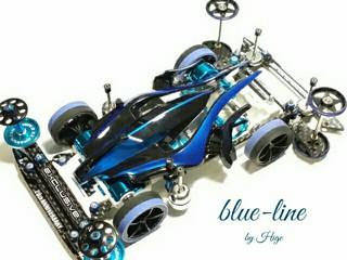 AERO AVANTE  blue-line