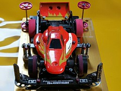 4D-Racing No.9 ARアスチュート完成!
