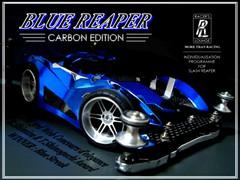 ★Blue Reaper Carbon Edition