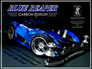 ★Blue Reaper Carbon Edition