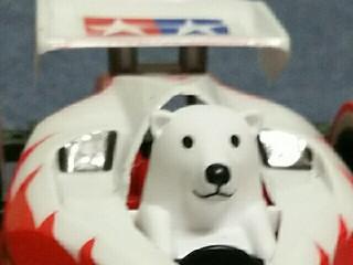 走れ!白熊!