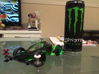 Monster Energy_Flat machine