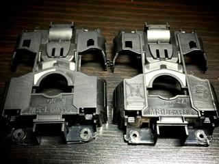 MS-L chassis 磨けば、、、そこそこ光る‼️