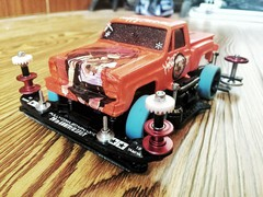 Ar truck~ orange
