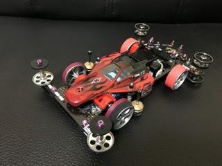 TZ-Xノーマルモータークラス専用