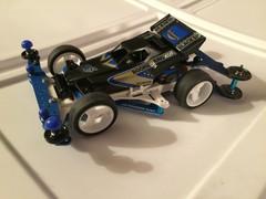 vs chassis boomerang black sp
