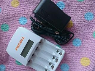 リフレッシュ機能付き充電器(≧∇≦)