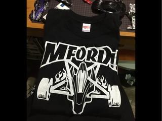 TEAM M4D Tシャツ
