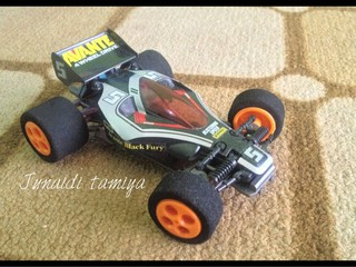 avante jr BS mechanic chassis