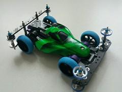 Astute Green Hornet Speed