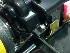 タイプ1 モーターカバー固定
