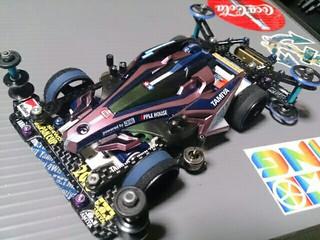 クボンテMK-3 Rebirth