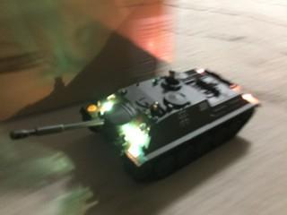 ぎょぎょ戦車(仮)