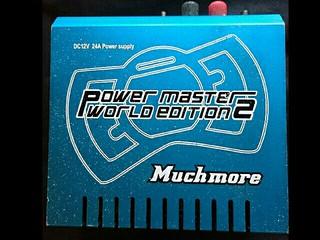 Power master world edition2/Muchmore