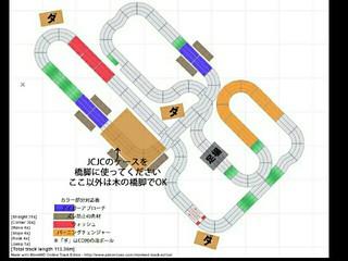 万代藤野店4月度コース