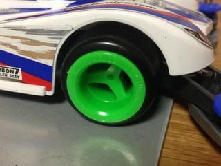 中空ゴム 小径タイヤ