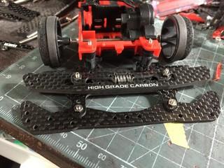 3mm リア用 スライドダンバー