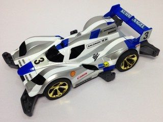 HEAT EDGE Le Mans