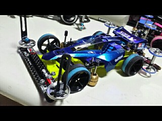 Avante MkⅡ  KCER Blue