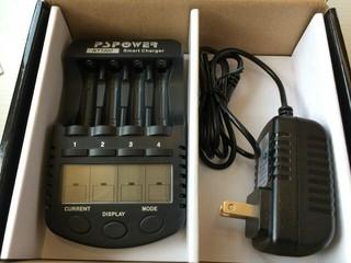 PSPOWER NT1000 インテリジェントバッテリーチャージャー