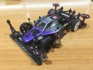 Astute SX 公式専用車(2016年)