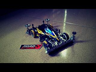 MA chassis (Avante MK3 NERO)