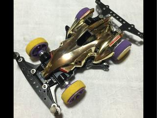 【旧マシン】ゴールドスコーピオン