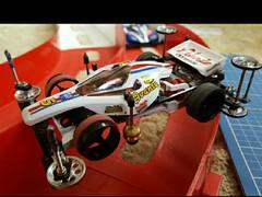 4D-Racing No.1もうボディ変えたの?ver3.1