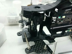 Tragic new AR chassis