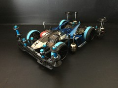 I was returned to the mini4wd.