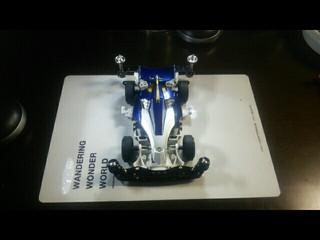 newマシン②アバンテmarkⅡブルーフレーム