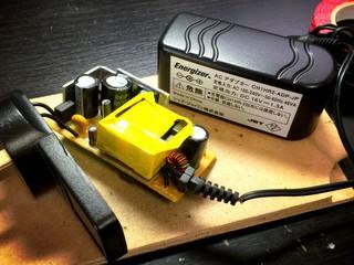 CH1HR2-ADP-JP修理‼️エナジャイザーACアダプター
