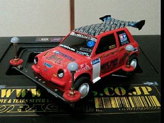 競技車風Be-1