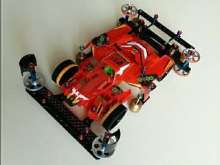EVA02 The Beast mini4WD
