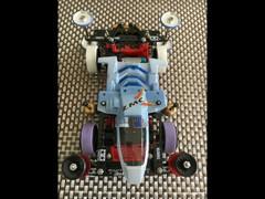 TriDagger〜VS chassis〜
