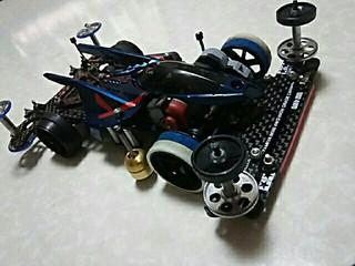 sfm 3レーンマシン改造