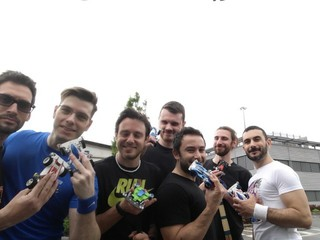 Street Mini4wD XI Meeting in Italy