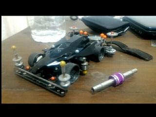 neo falcon black