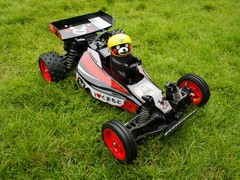 1/10 RC Buggy Kumamon Custom
