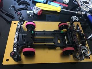 オープン用TZ-x バンパー車