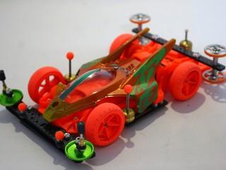 サンダーショット オレンジspecial AR