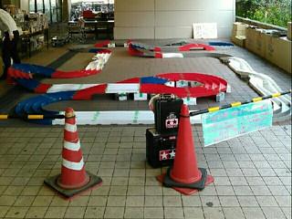 ホビーゾーン防府店さん4/29ミニ四駆大会コース