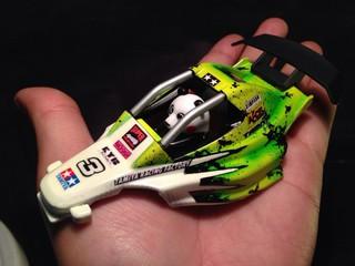 My Racing Panda :)