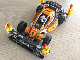 Panda Racer S2 Carbon Chassis