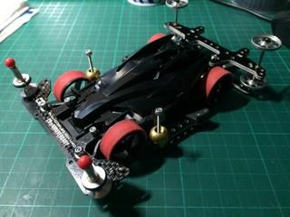 Avante Mk.III (Black)